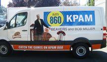 KPAM Sprinter Van