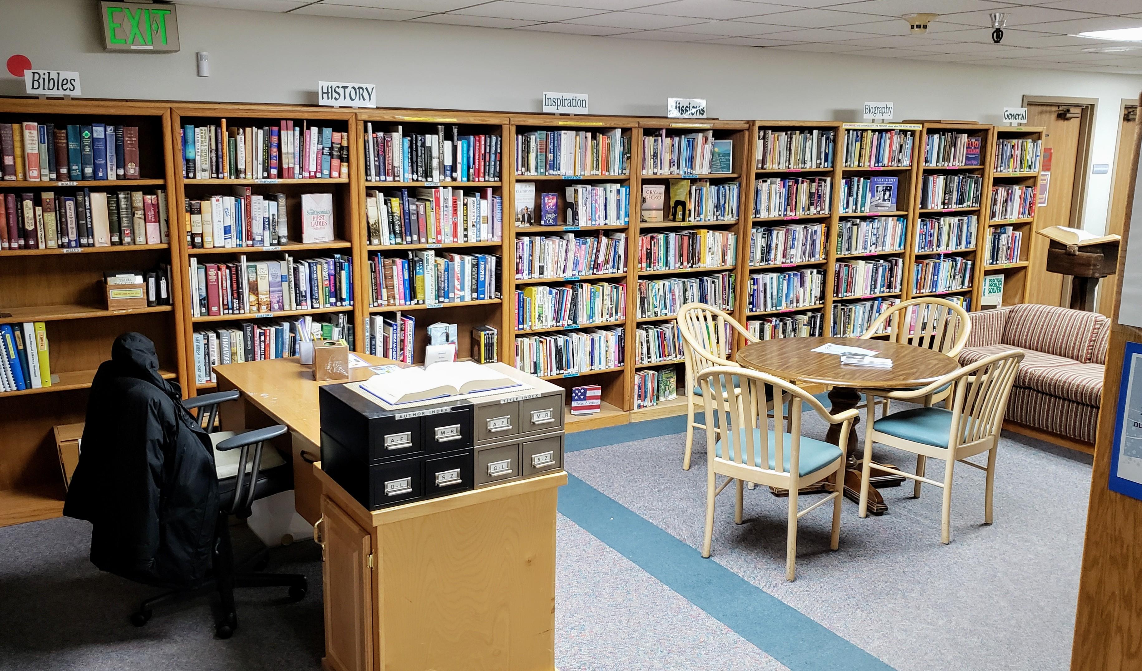 Beachood library