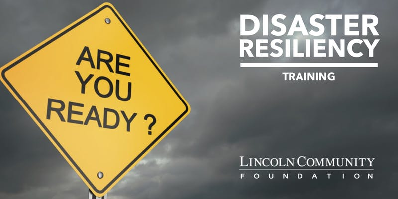 Disaster Resiliency Training