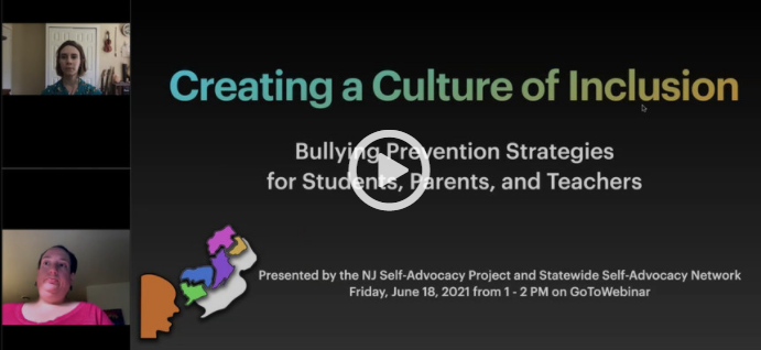Creating a Culture of Inclusion: Bullying Prevention Strategies
