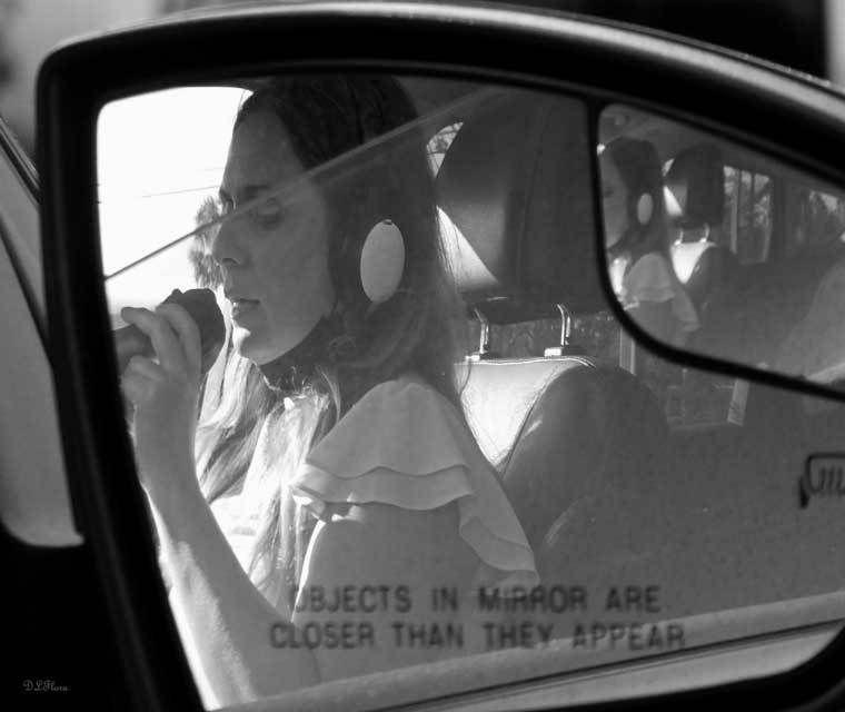 Car Choir Concert: Chrystal's Solo