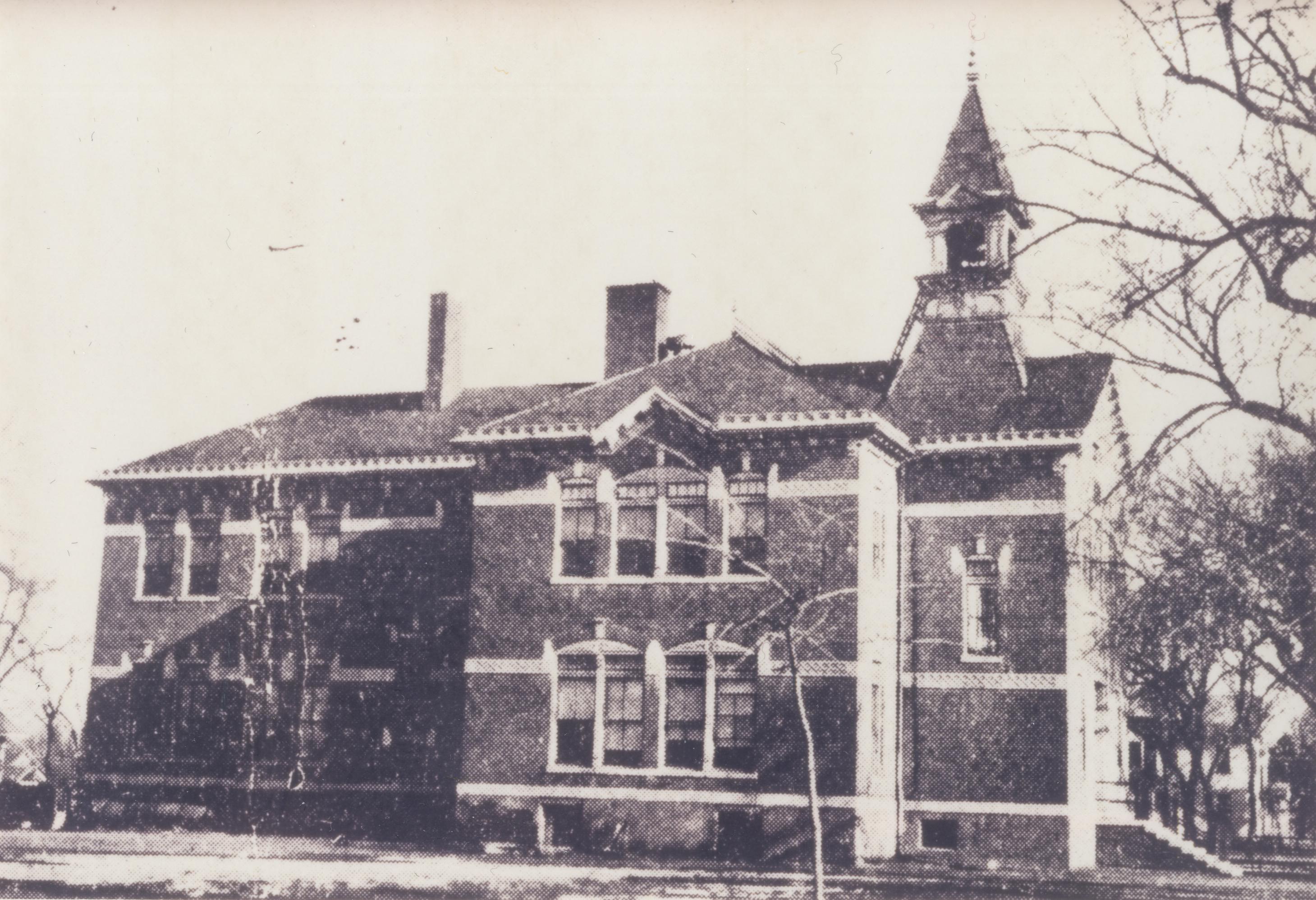 Second Ward/Williams 1883-1898