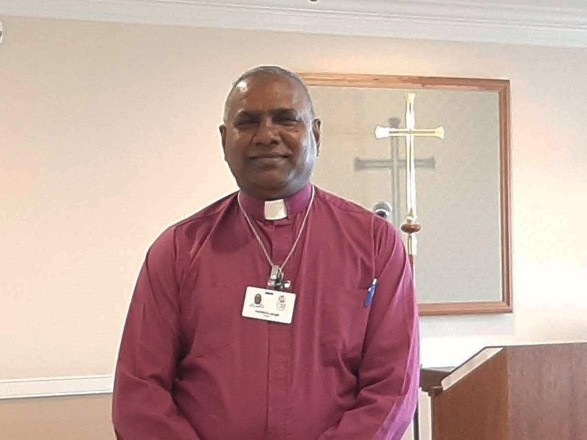 Coburg Village Welcomes Reverend Patrick Mohan Singh and Deacon Glenn Schermerhorn