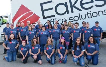 Eakes Distribution Center Staff