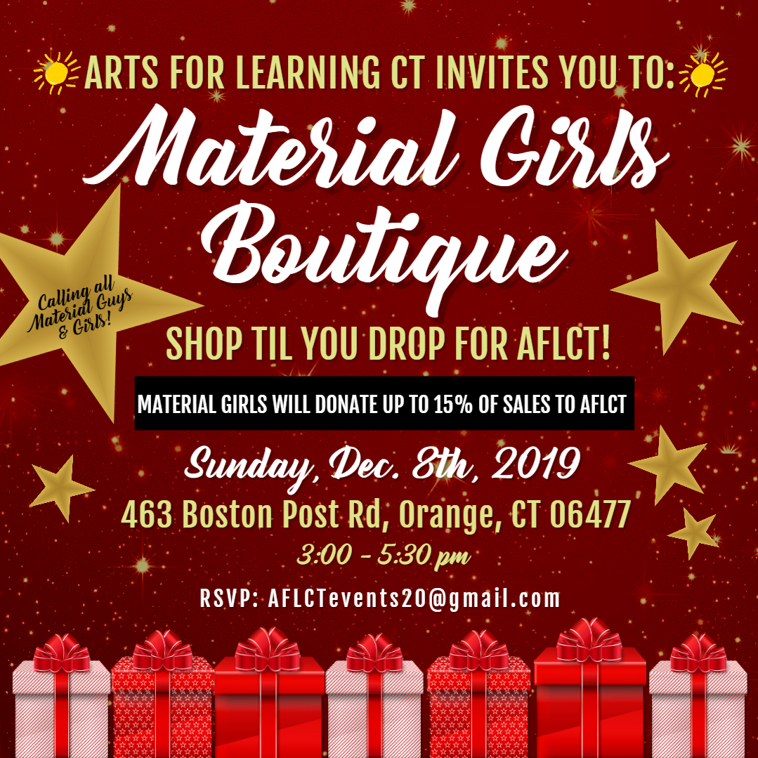 Shop Til' You Drop!