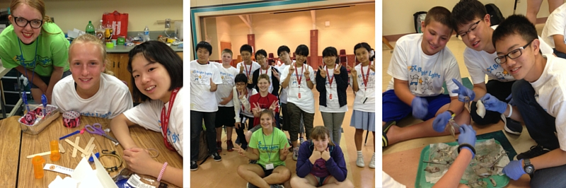 International Program Welcomes Japanese Students for 15th Year