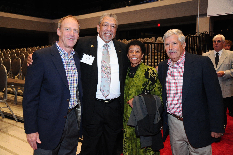 Gary Walters, Stokes Family, Doc Daugherty