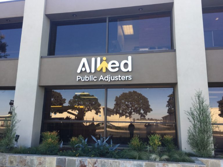 Building Signs | Newport Beach CA