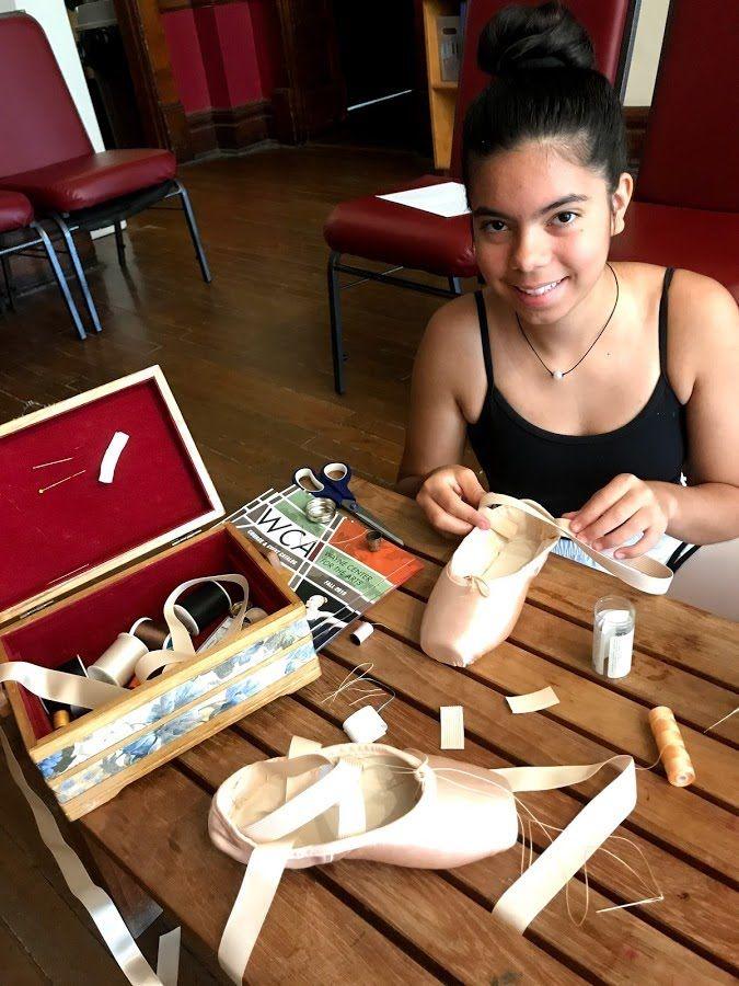 Sewing for Dancers Workshop