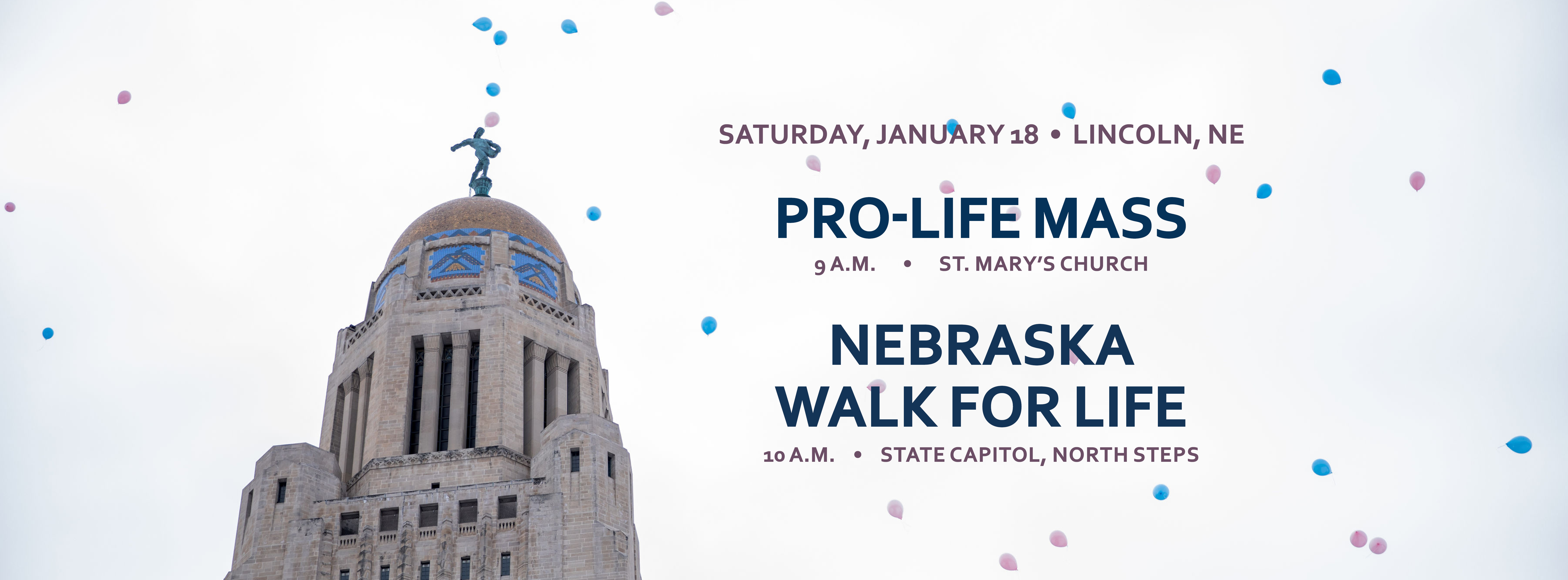 Pro-Life Mass and Walk for Life