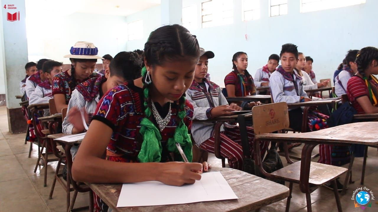 Sustainable Development Goal 4 – Quality Education for All