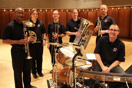 UNO Faculty Brass Quintet