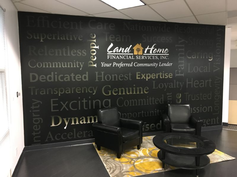 Custom Wall Graphics Amp Murals Printed Wallpaper Buena
