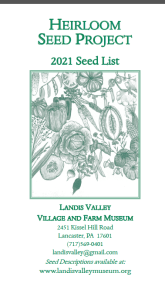 Landis Valley