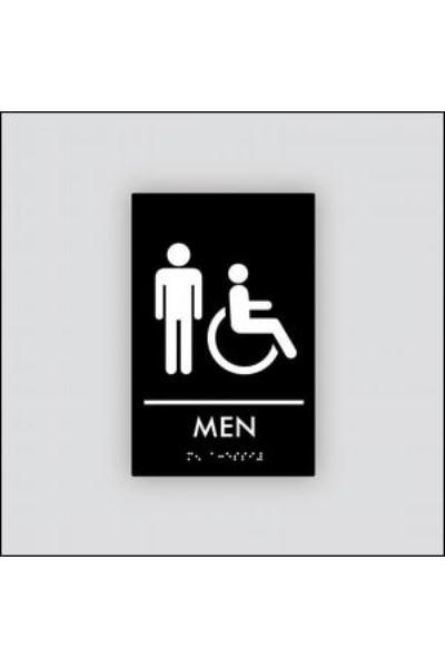 Men Restroom Accessible
