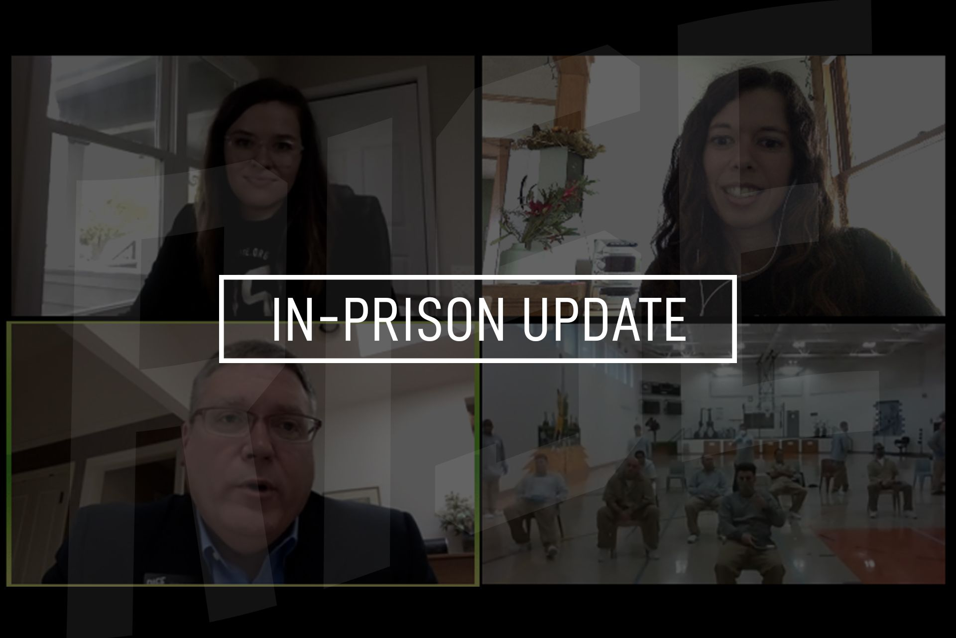 RISE In Prison Program Update: Quarter 2