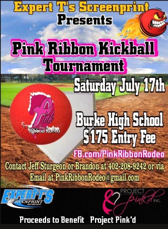 Pink Ribbon Rodeo Kickball Tournament