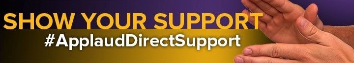 Applaud Direct Support Professionals