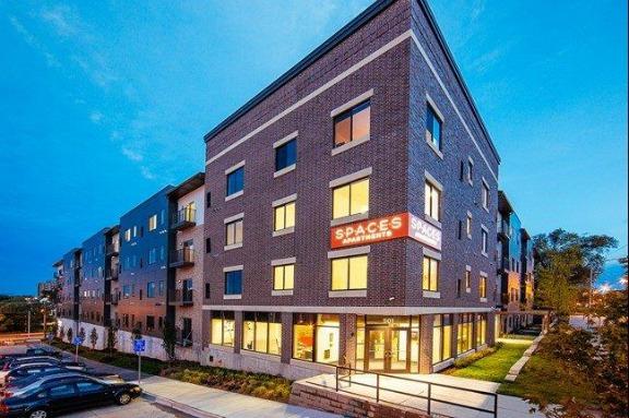 Spaces Apartments - Omaha, NE