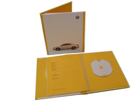 VW Hard Bound Book