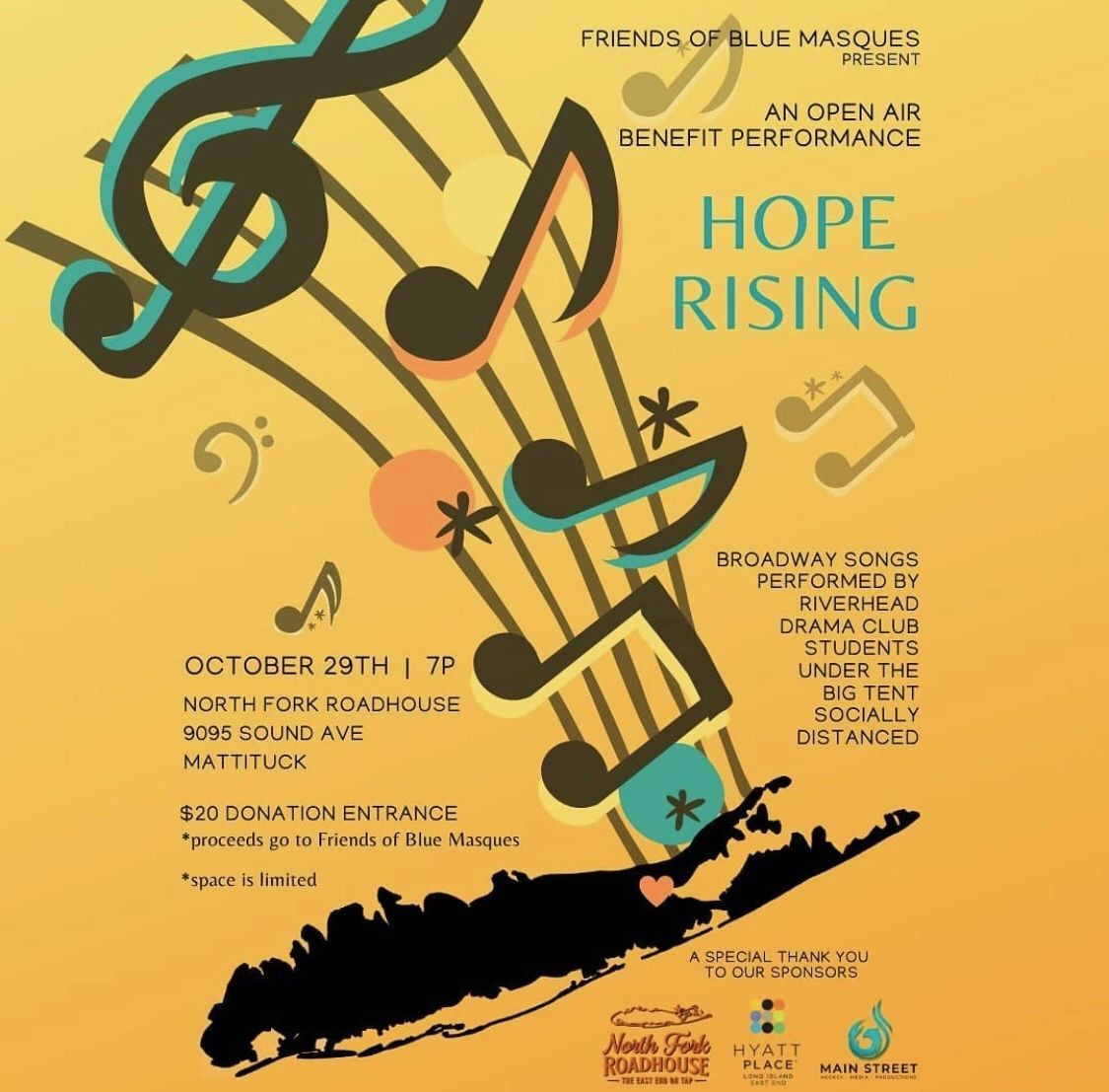 "Musical Revue: ""Hope Rising"""