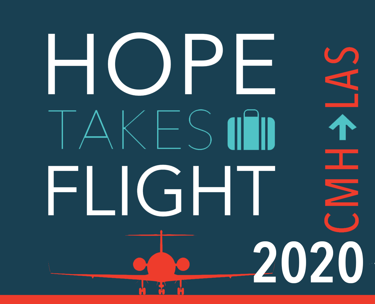 September 25, 2020-Hope Takes Flight