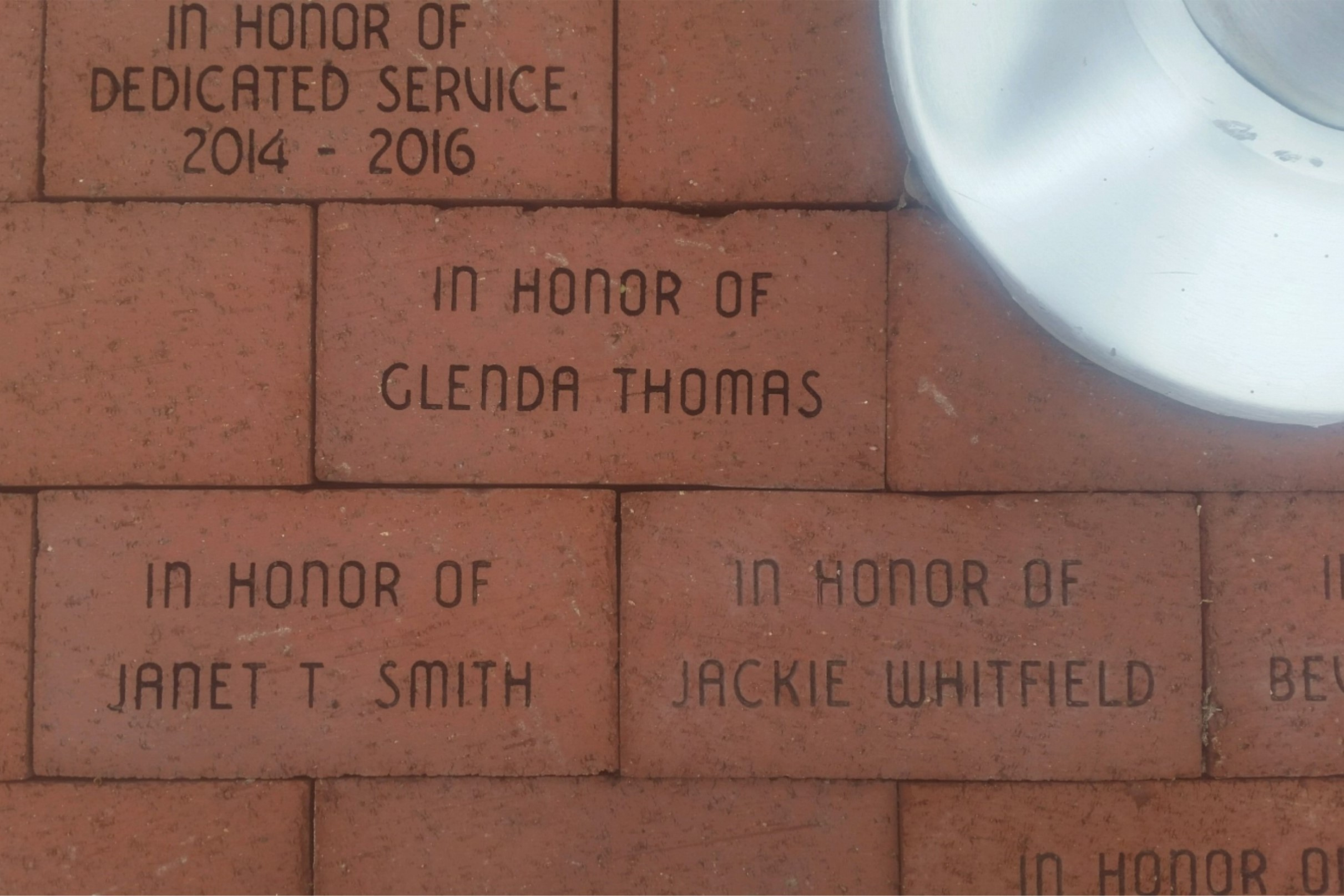 Brick of Honor