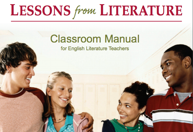 The Lessons from Literature: Classroom Manual for English Literature Teachers
