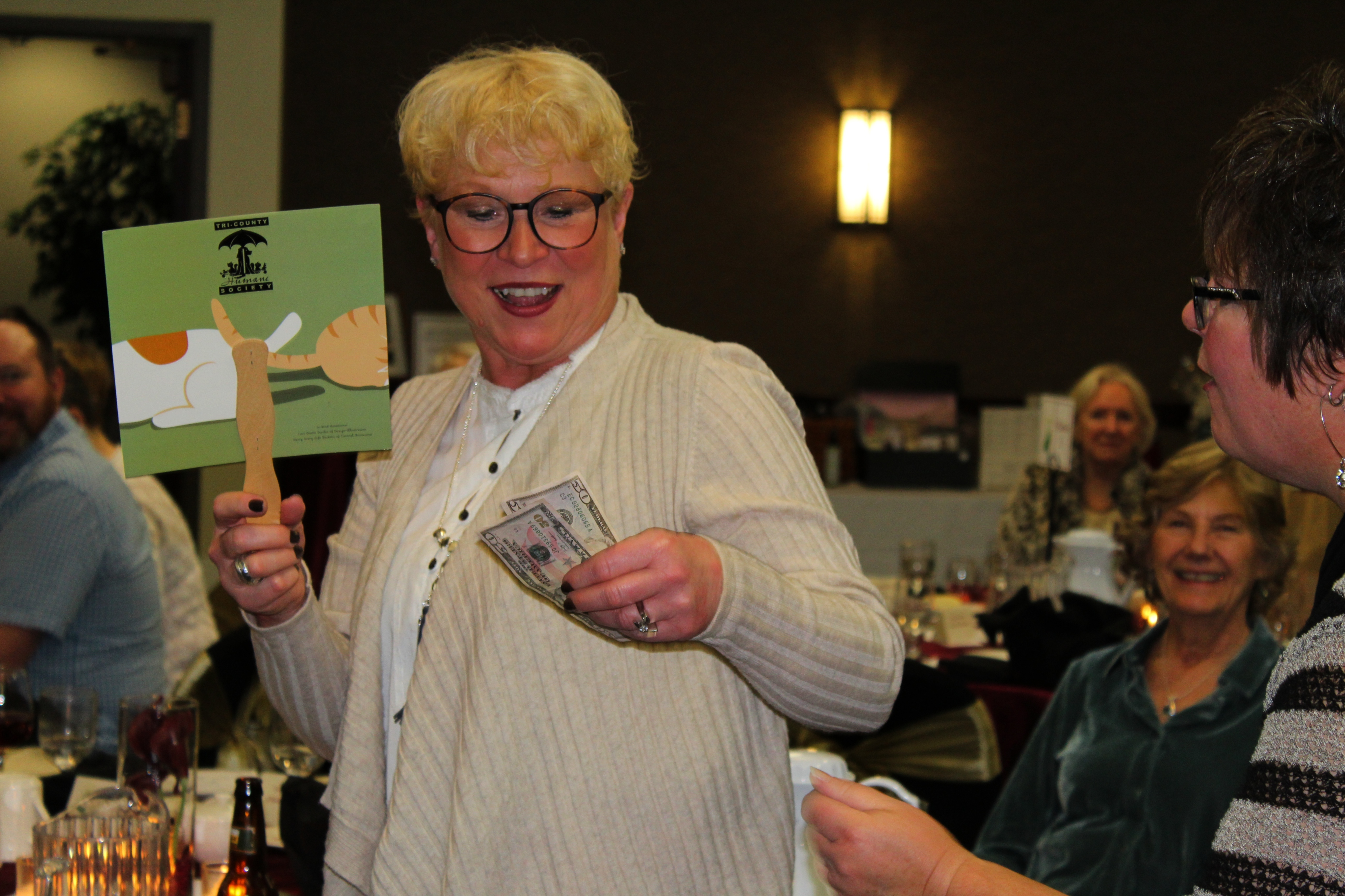 TCHS nets $79,000 at successful 2019 Wine, Kibbles and Bids