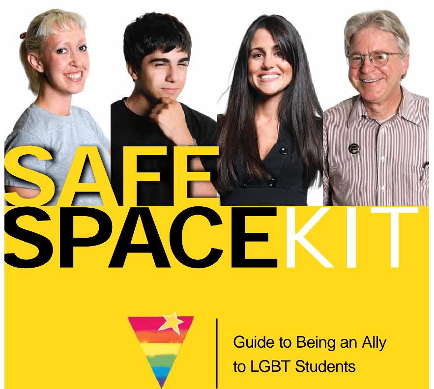 GLSEN Safe Space Kit