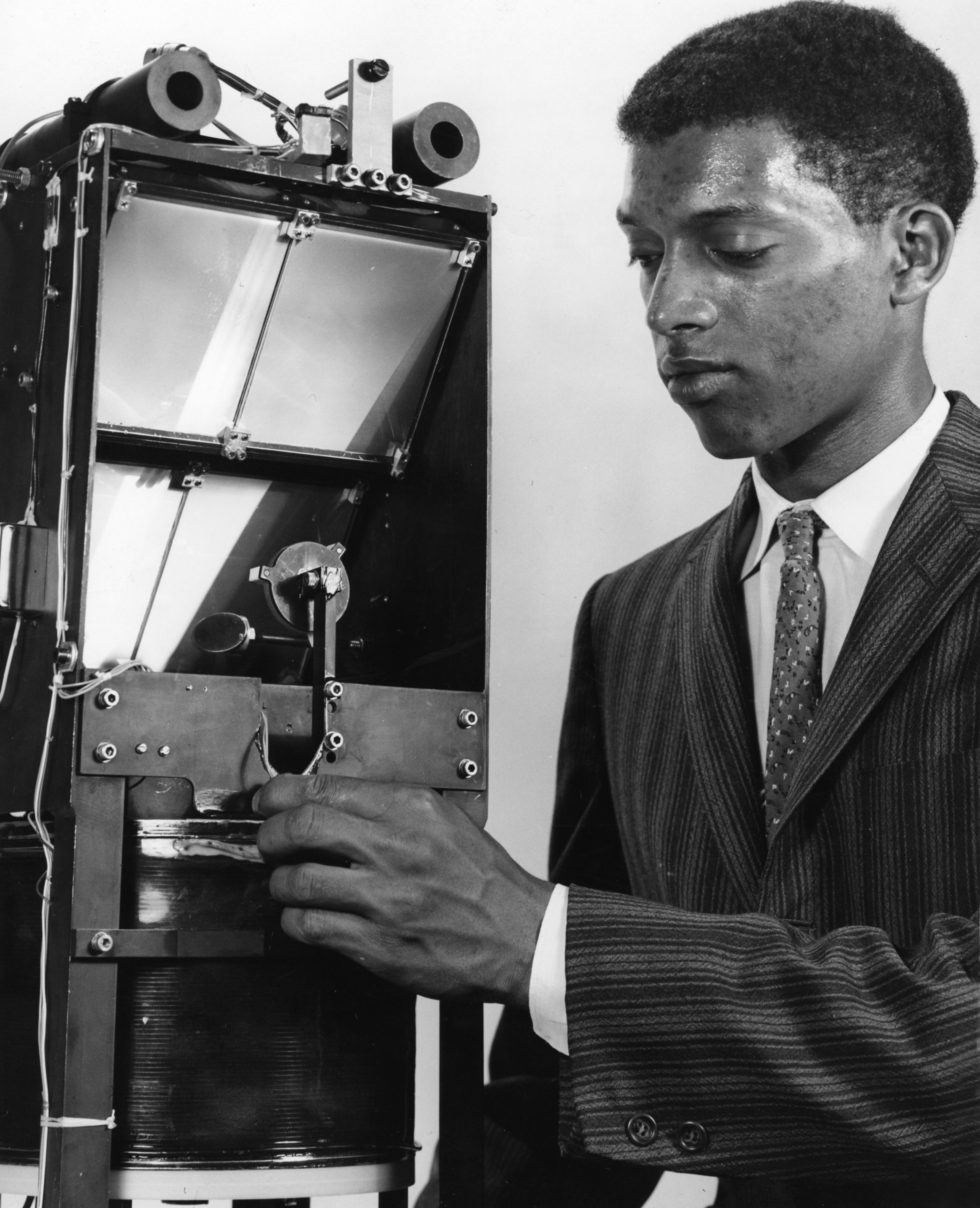 Dr. Goerge R. Curruthers, esteemed astrophysicist and inventor passes away at 81