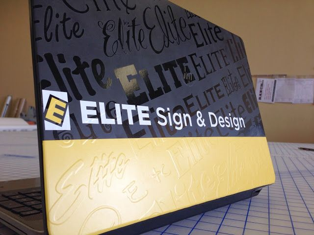 Laptop Wraps Lubbock, TX - Elite Sign & Design