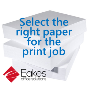 Eakes Paper Buying Guide