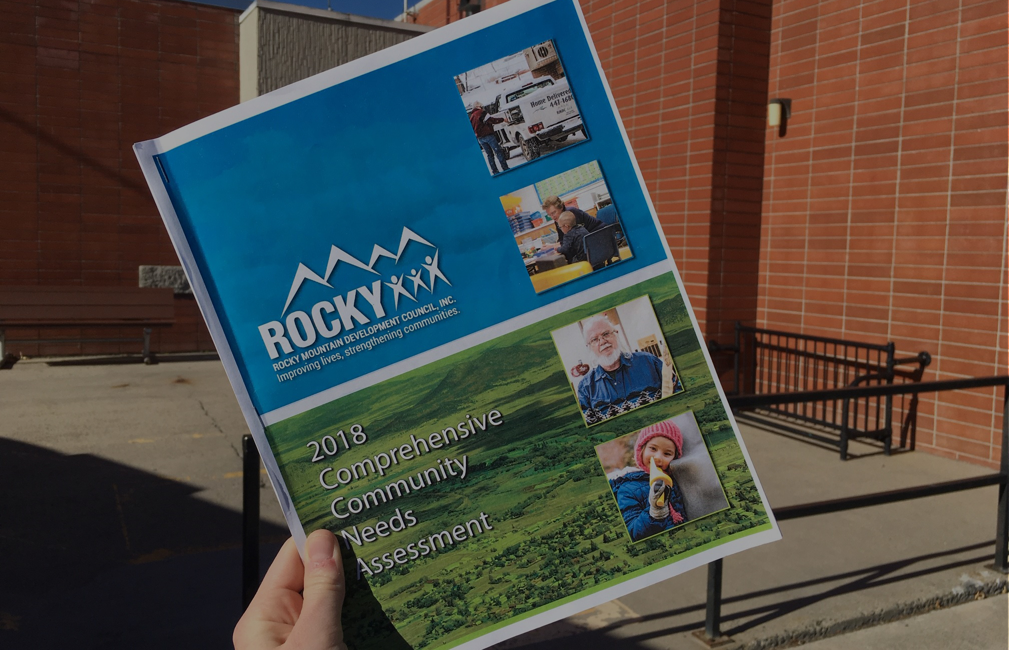 Rocky's Comprehensive Community Needs Assessment has been Completed!