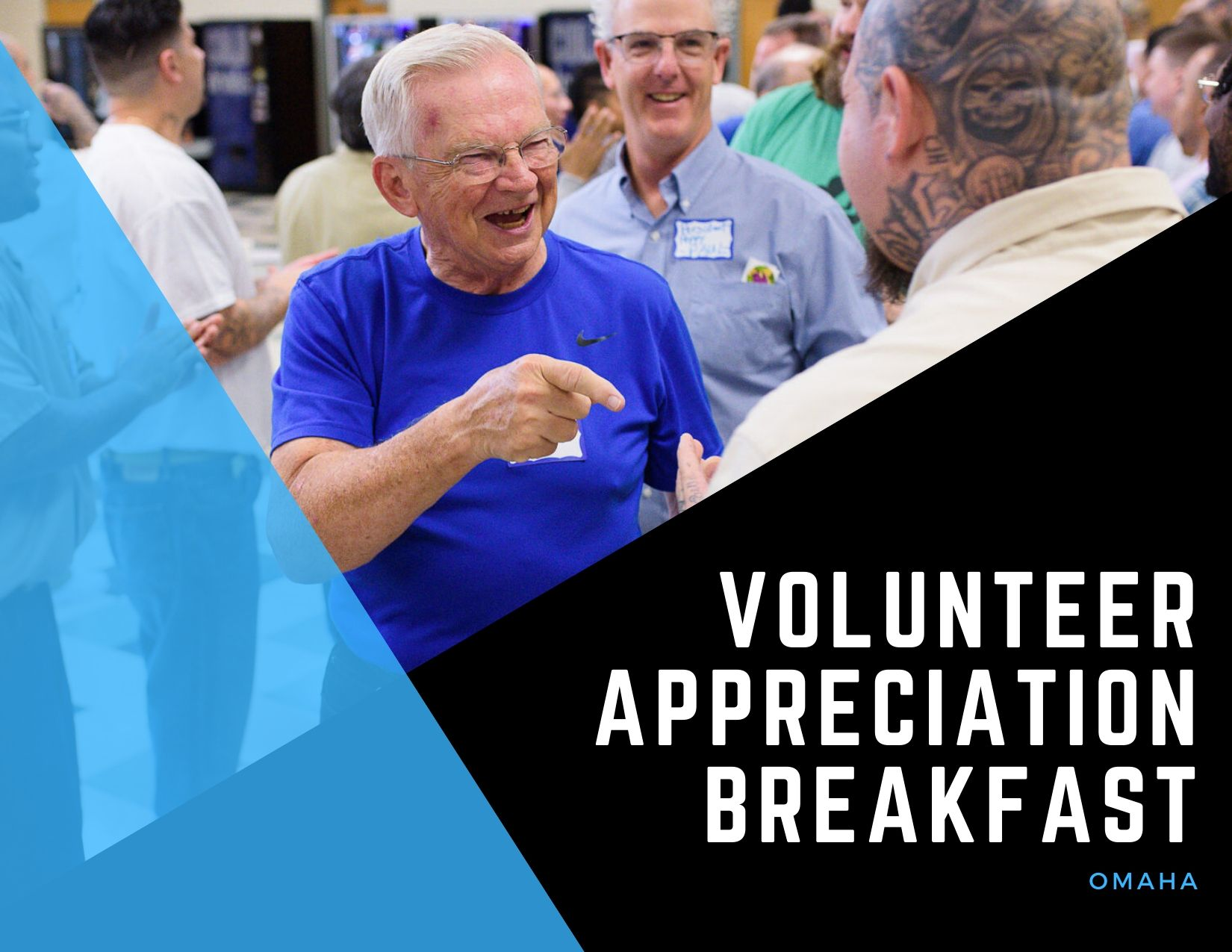 Volunteer Appreciation Breakfast - Omaha