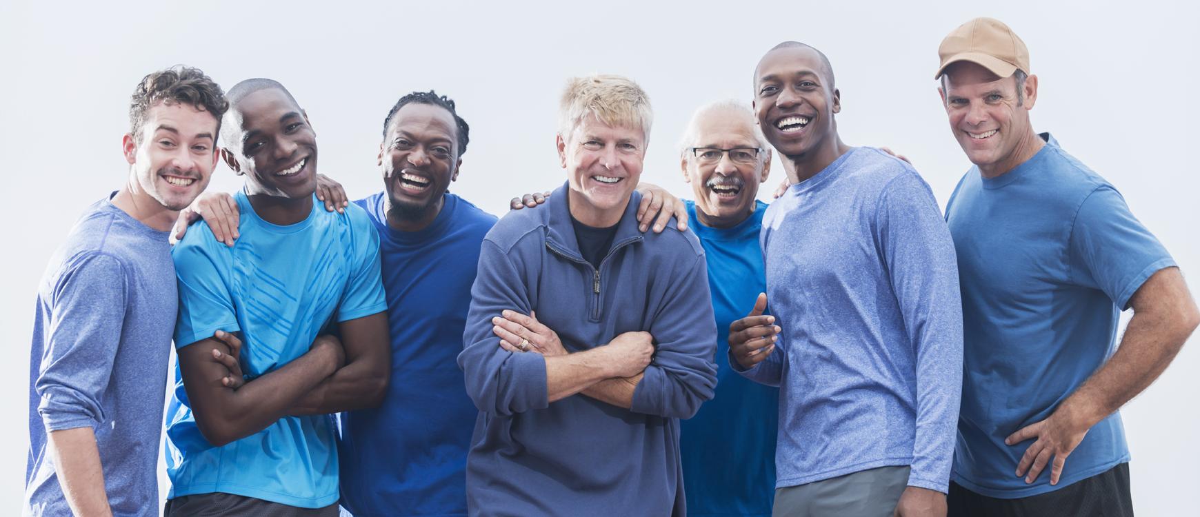 It's Men's Health Month