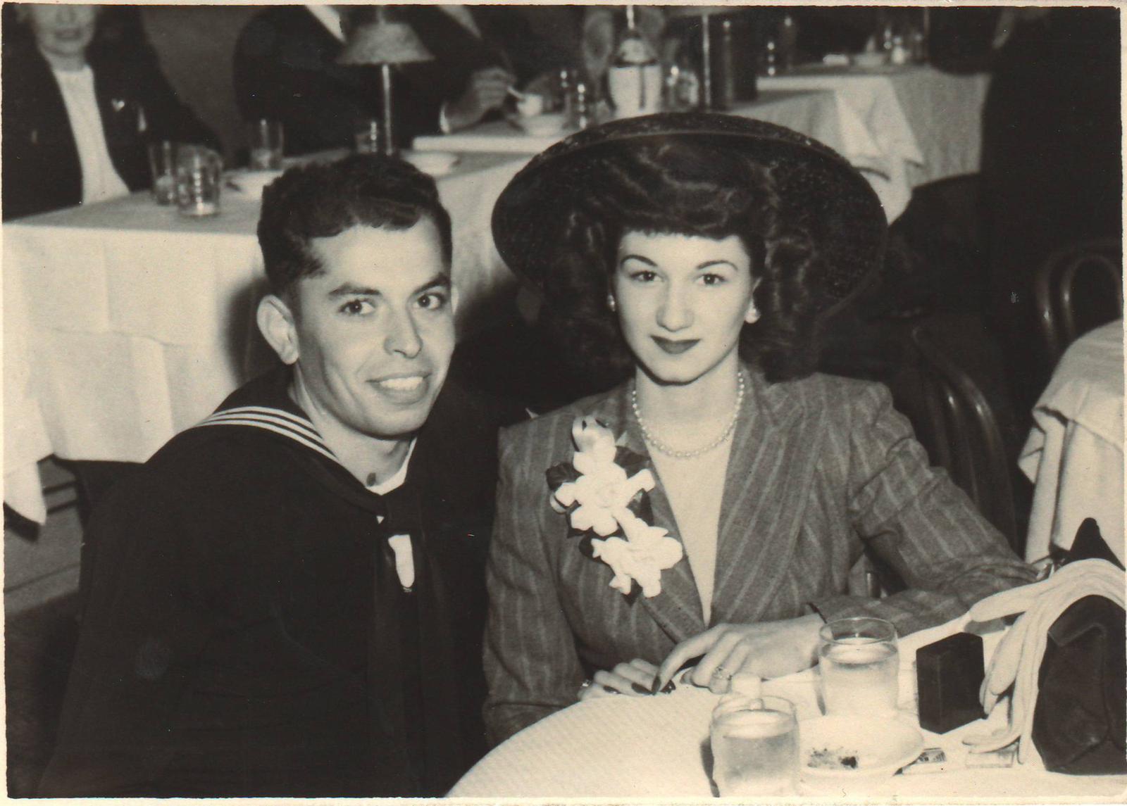 Becky and Jack Benaroya.