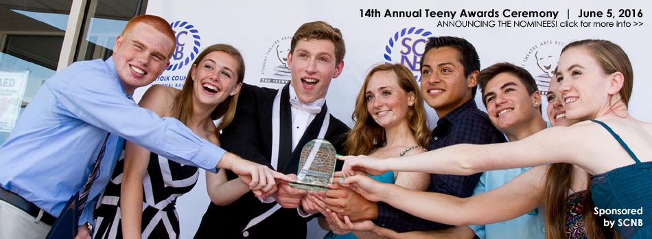 2016 Teeny Awards