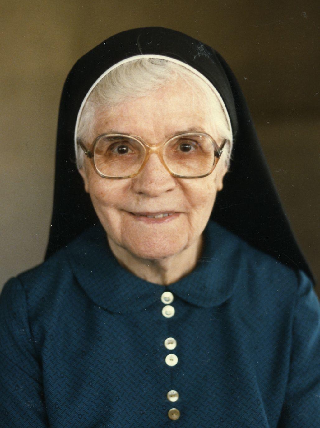 In Loving Memory of Sister Harlindis Fischer, OSB - April 4, 2007