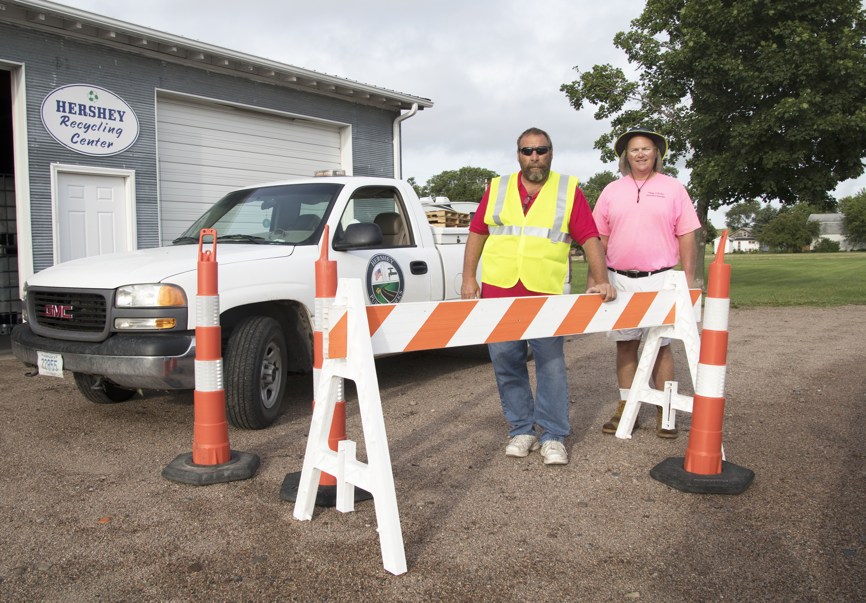 Village of Hershey bolsters safety equipment