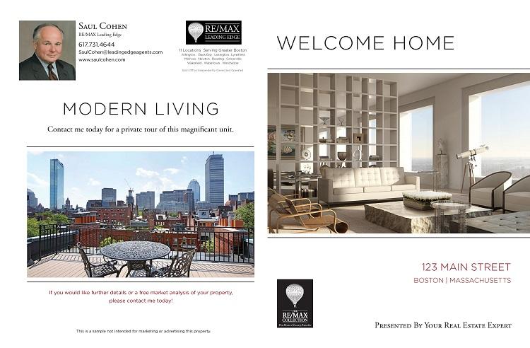 11x17 Property Brochures