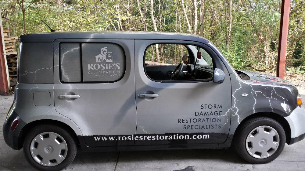 Rosie's Passenger
