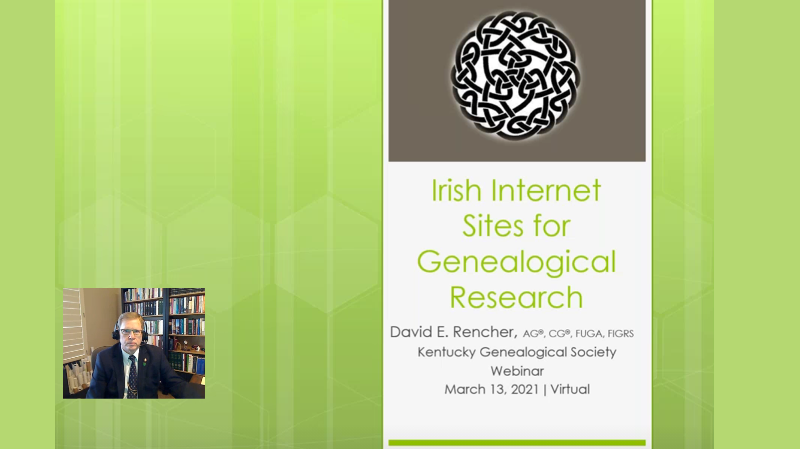 Researching Your Irish Ancestors Online