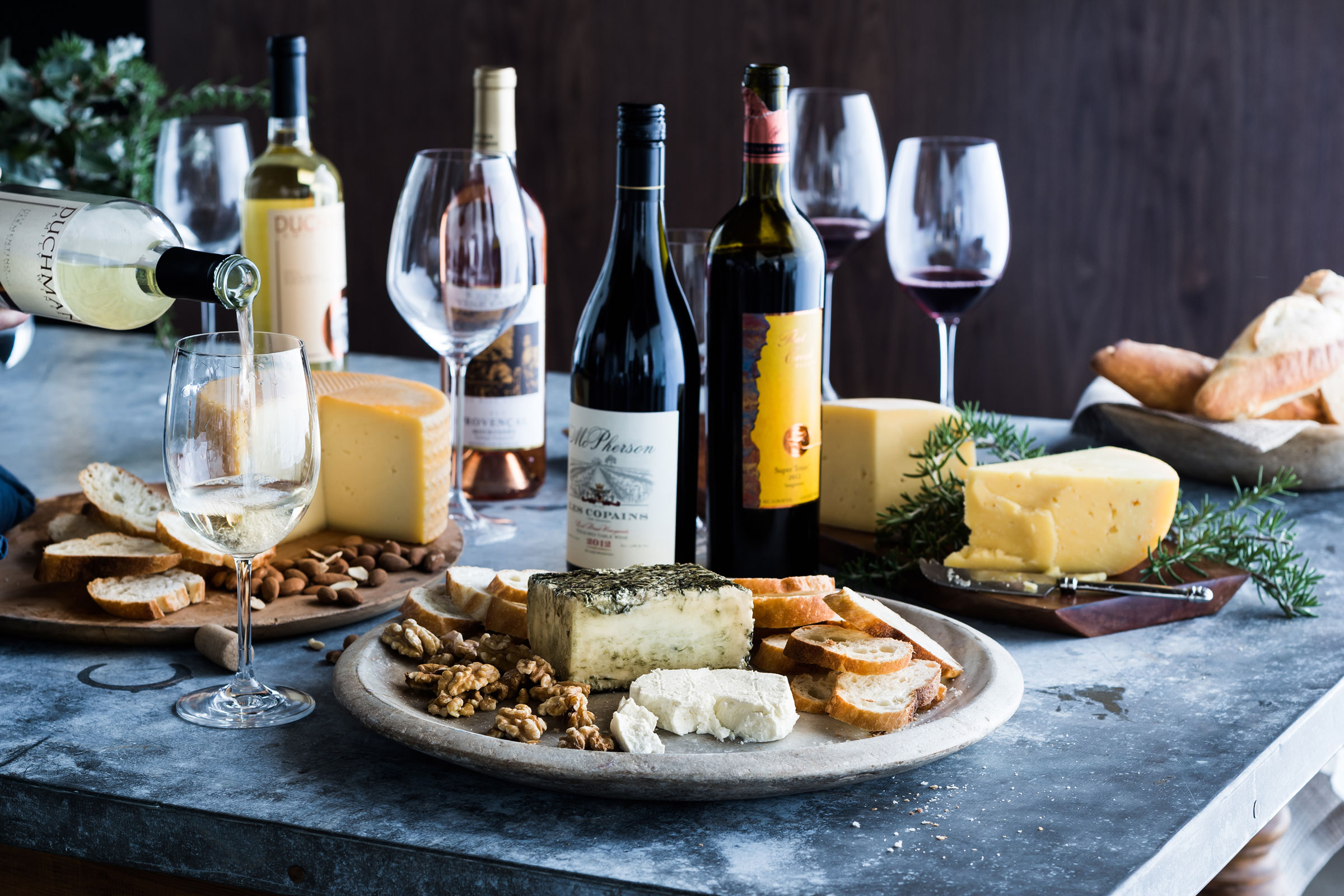 6th Annual Wine and Cheese Fundraiser