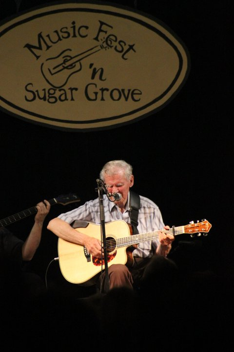 Scholars & Scones - Deciphering Doc Watson: His Influences, Style, and Legacy