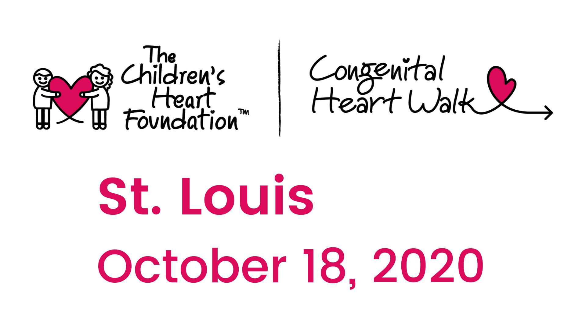St. Louis Congenital Heart Walk