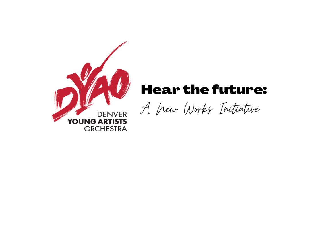 Hear the Future: A New Works Initiative