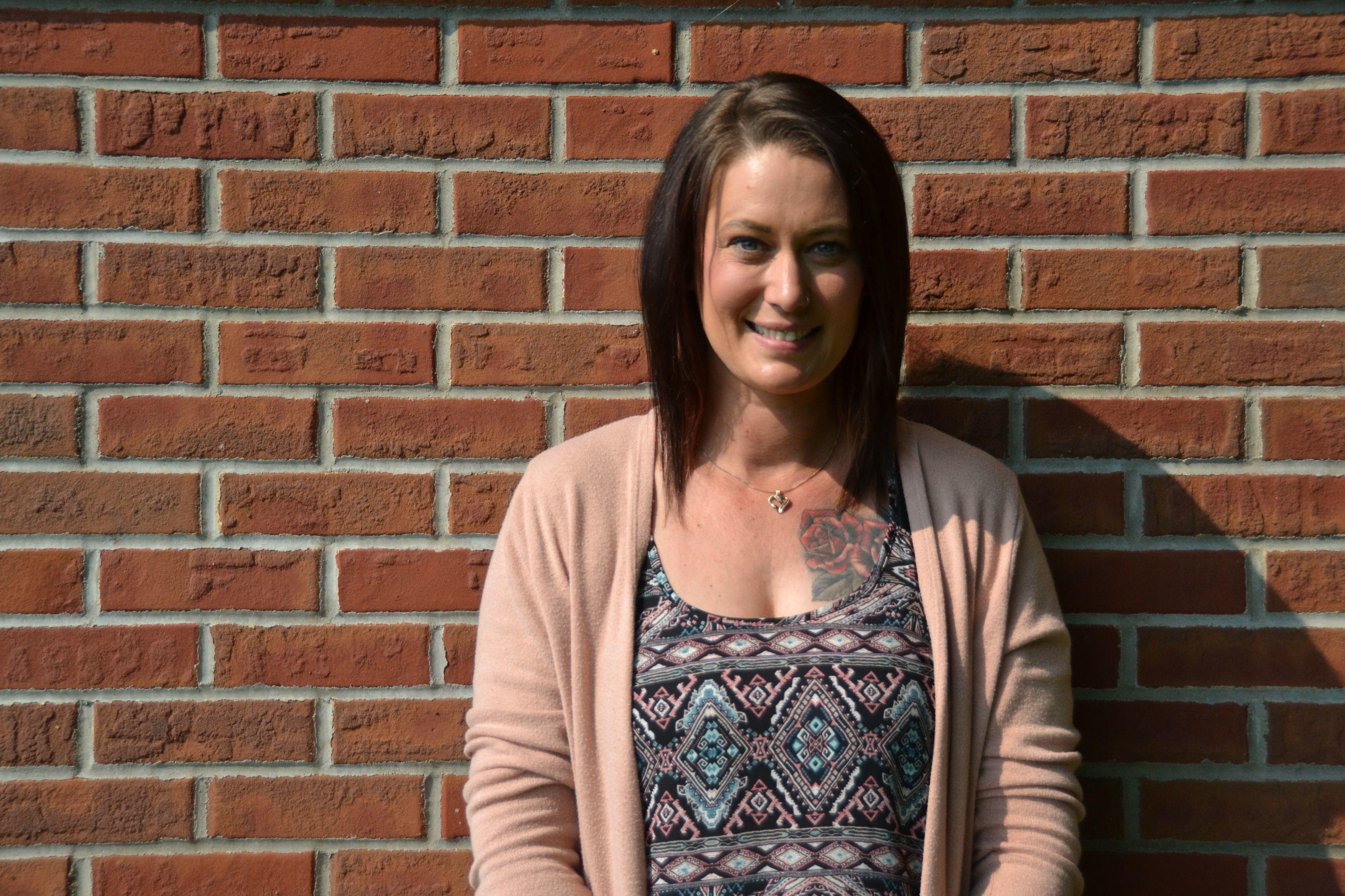 Britney Stuller, Administrative Assistant