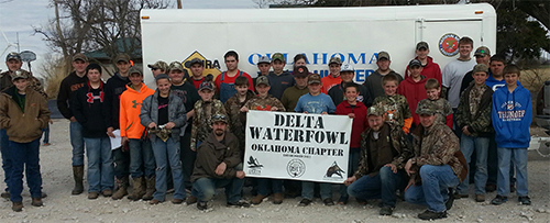 Oklahoma Chapter Supports Youth Education