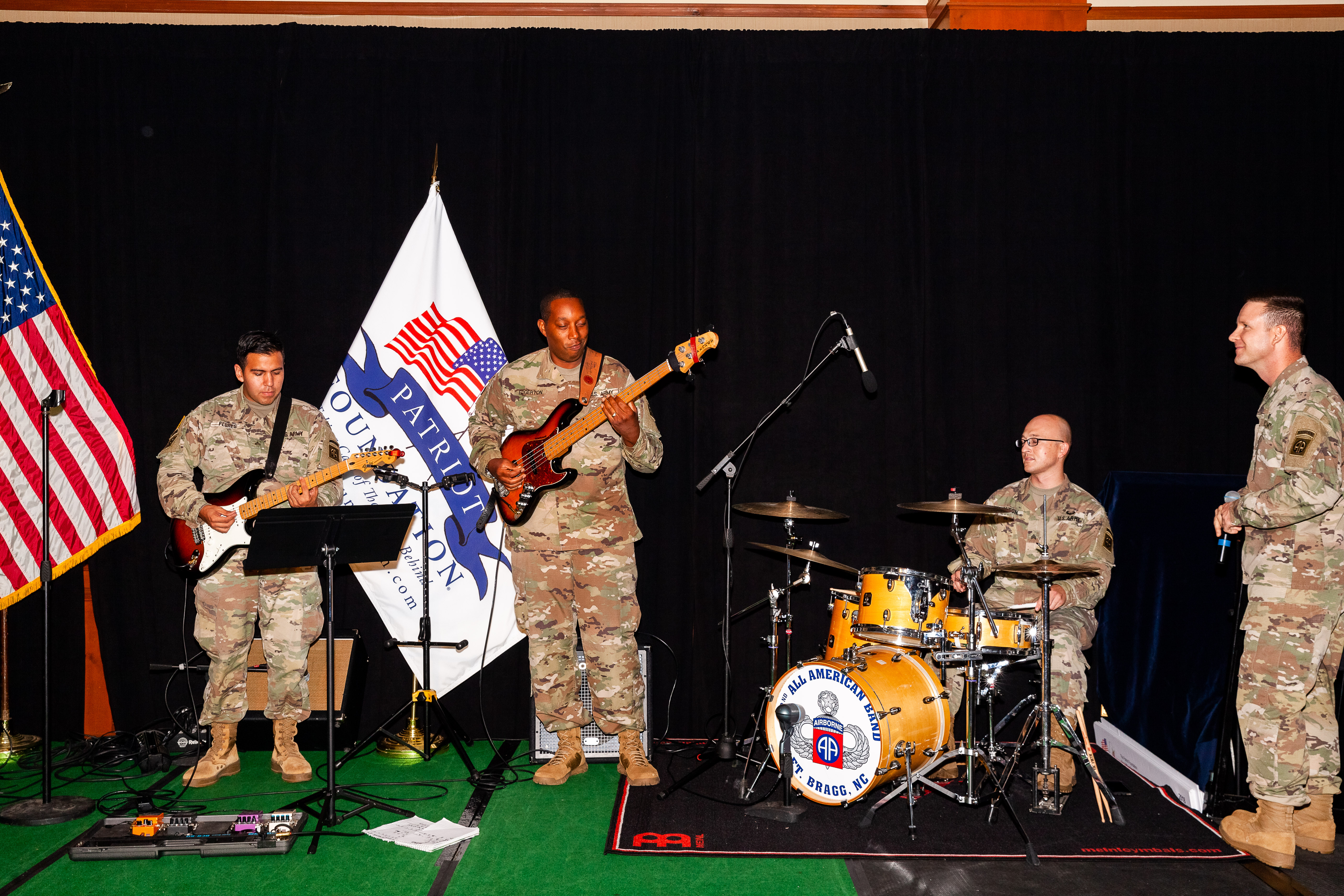 All American Jazz Ensemble
